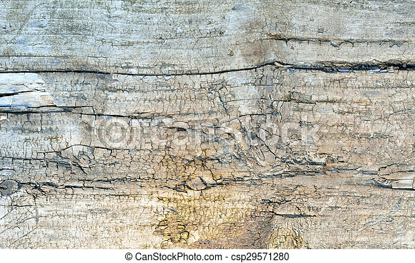 Texture of old wooden planks - csp29571280