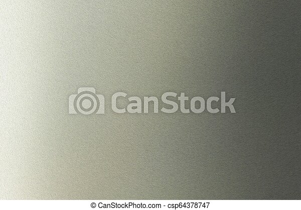 Texture of rough chrome metallic, abstract background - csp64378747