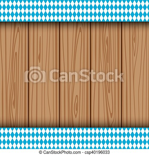 Texture of the Bavarian flag - csp40196033