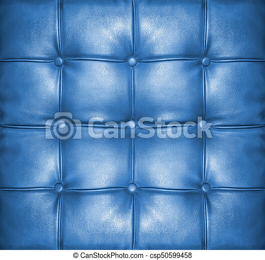 Texture Of The Leather Sofa Close Up