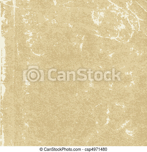 texture of the old paper - csp4971480