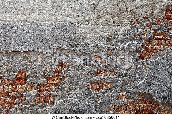 Texture of Venetian wall - csp10356011