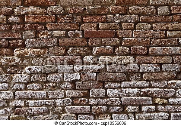 Texture of Venetian wall - csp10356006