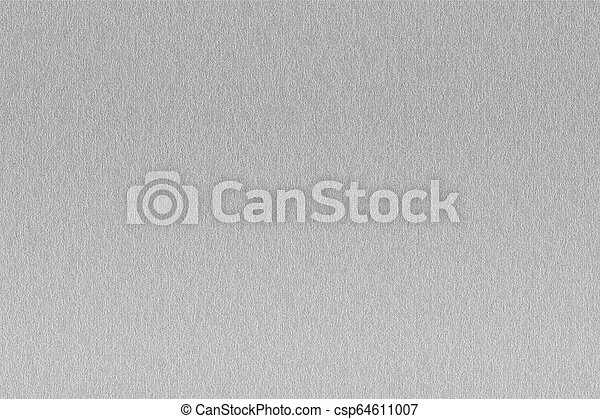 Texture of white concrete wall, abstract background - csp64611007