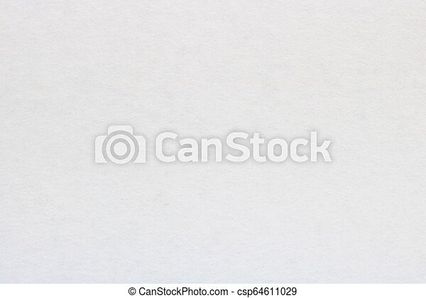 Texture of white paper box, abstract background - csp64611029
