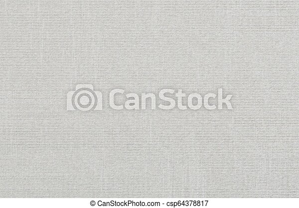 Texture of white recycle paper, abstract background - csp64378817