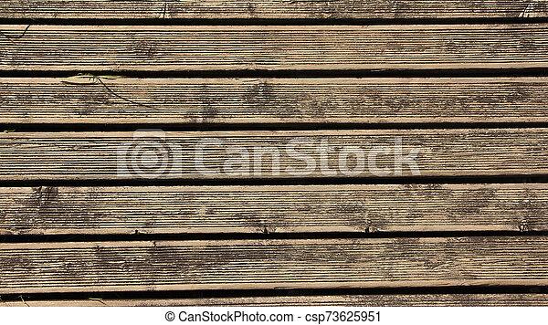 Texture of wood planks #2 - csp73625951