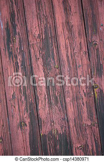 Texture of wooden planks - csp14380971