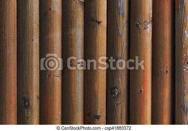 texture of wooden planks - csp41883372