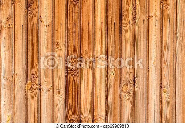 Texture of wooden planks - csp69969810