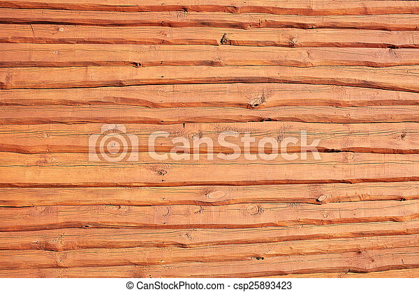 Texture of wooden planks - csp25893423