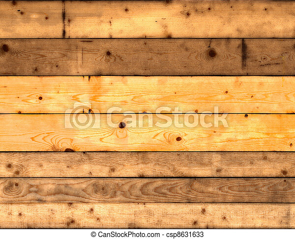 texture of wooden planks - csp8631633