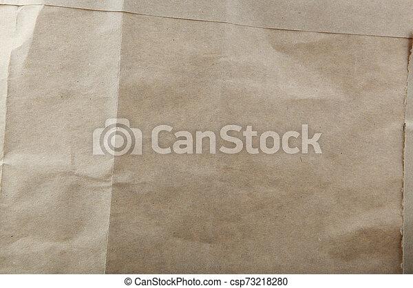 Texture Vieux Papier Brun Gros Plan Canstock
