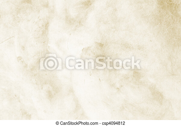 Textured clear beige background with space for text or image - scrapbooking - csp4094812