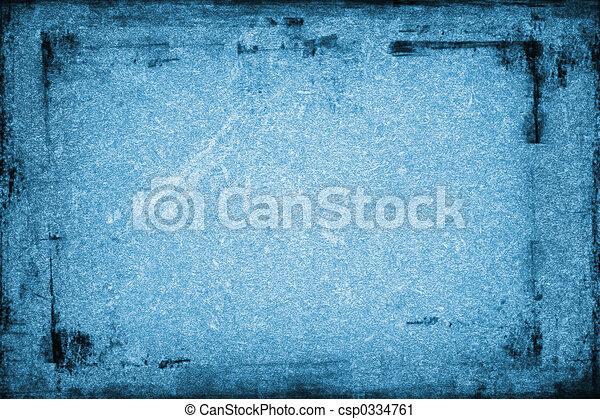 Textured Grunge Background - csp0334761