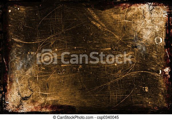 Textured Grunge Background - csp0340045