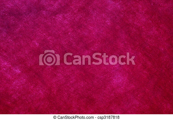 Textured paper in fuchsia and red, excellent background - csp3187818