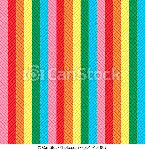 Franjas de textura sin color - csp17454007