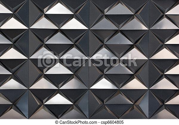 Textured triangle - csp6604805