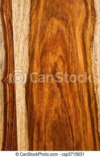 Textured Wood Grain Background Pattern - csp3715631