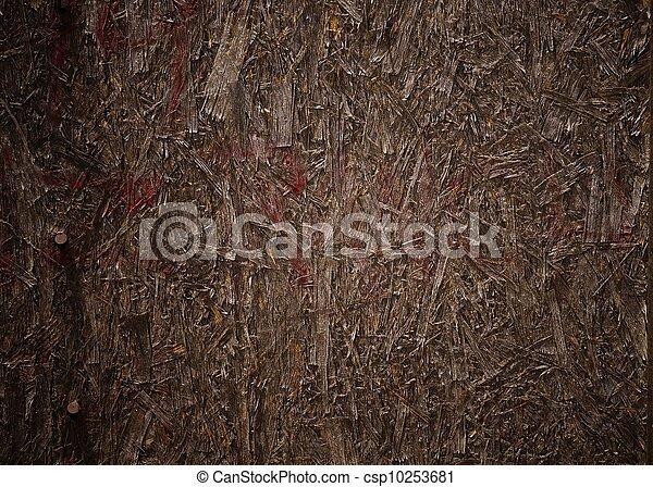 textured wood grunge background - csp10253681