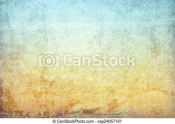 texturen, res, hoi, grunge, achtergronden - csp24057101