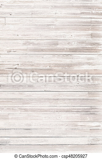 textuur, grondslagen, hout, achtergrond, witte , of - csp48205927