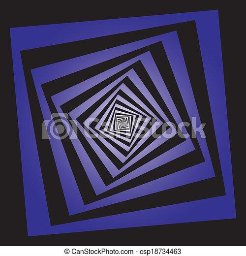 théâtral, hellix, lilas, résumé, élément, descendre, fond, cadres, sugestion, carrés - csp18734463