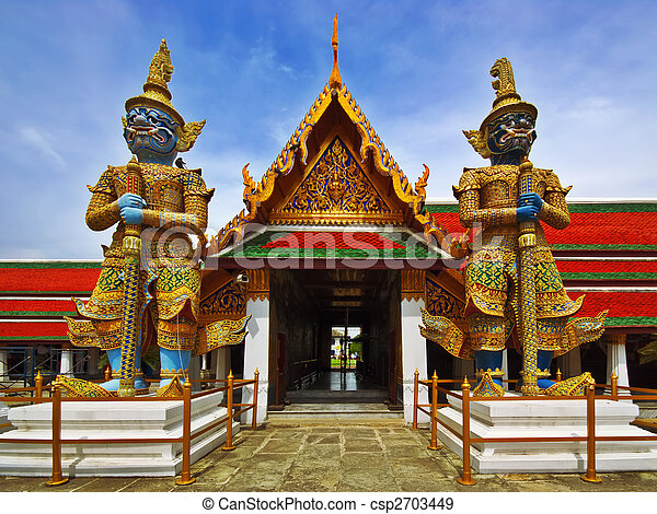 Thai Authentic - csp2703449