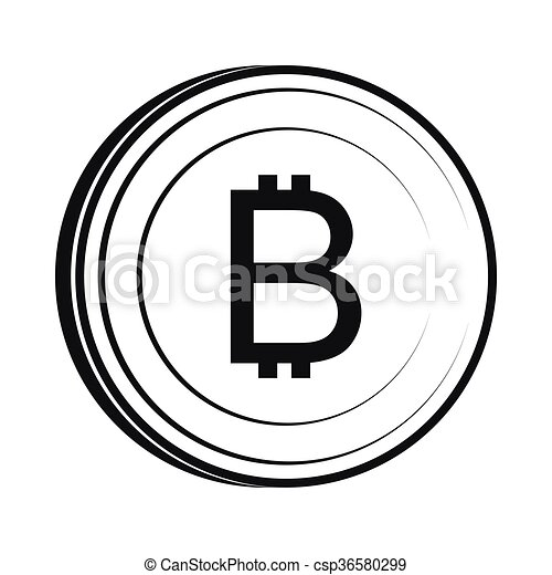 Thai Currency Symbol Baht Icon Simple Style Thai Currency Eps