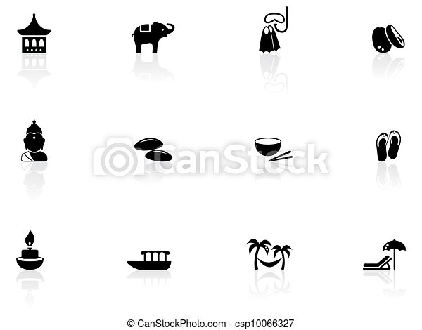 Thai icons - csp10066327