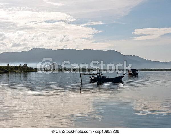 Thai landscape - csp10953208