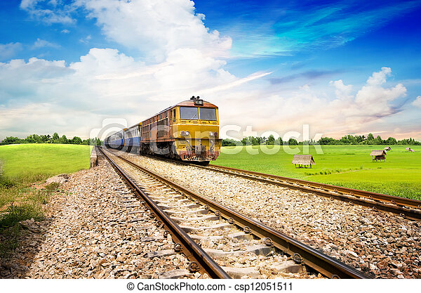 Thai Railway - csp12051511