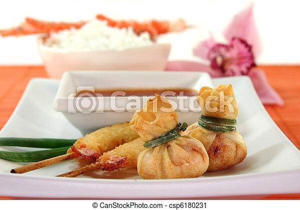 Thai specialties - csp6180231