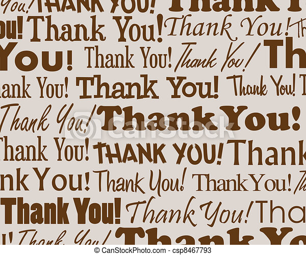 Thank You  - csp8467793