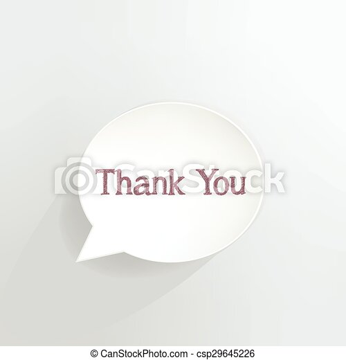Thank You - csp29645226