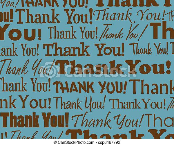 Thank You  - csp8467792