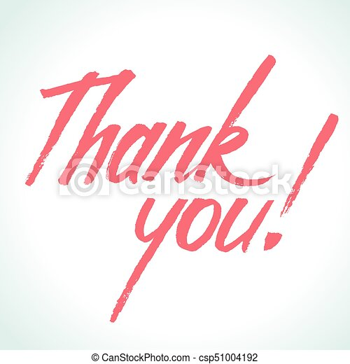 thank you lettering modern calligraphy template for t shirt home