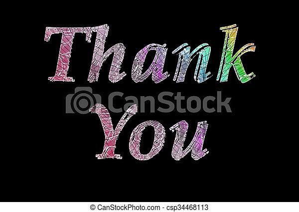 thank you - csp34468113