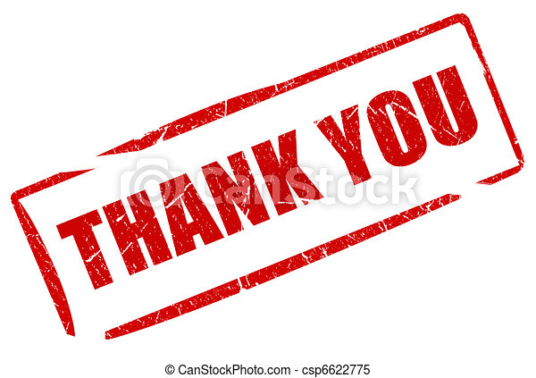 Thank you - csp6622775