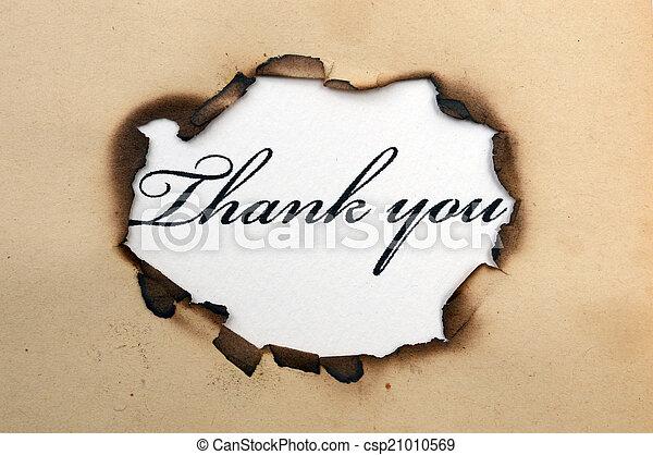 Thank you - csp21010569