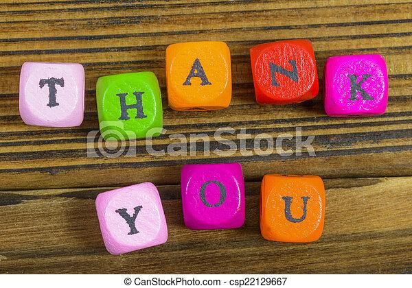 Thank you - csp22129667