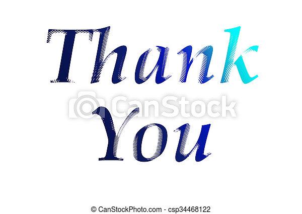 thank you - csp34468122