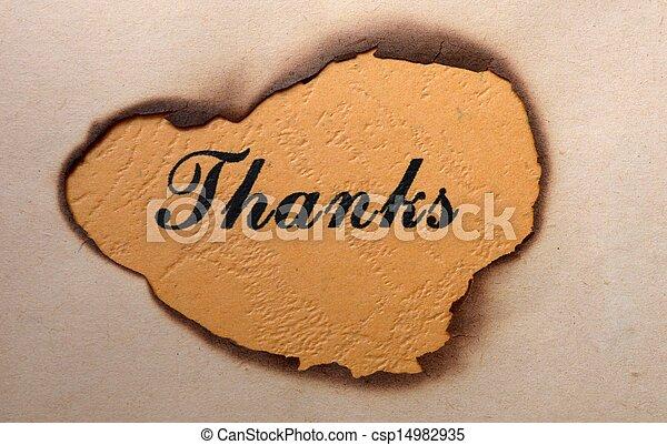 Thank you - csp14982935