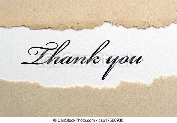 Thank you - csp17566938