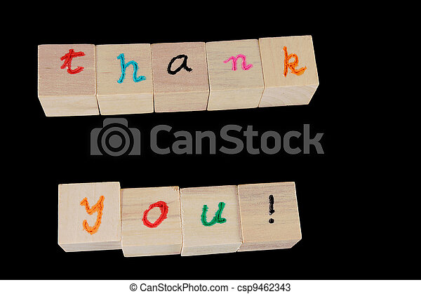Thank you - csp9462343