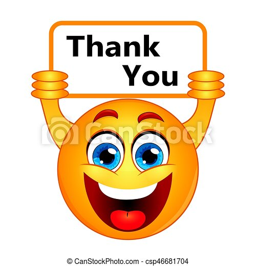 thank you thanks expressing gratitude note on a sign vector clipart rh canstockphoto com thanks clip art free thanks clipart free