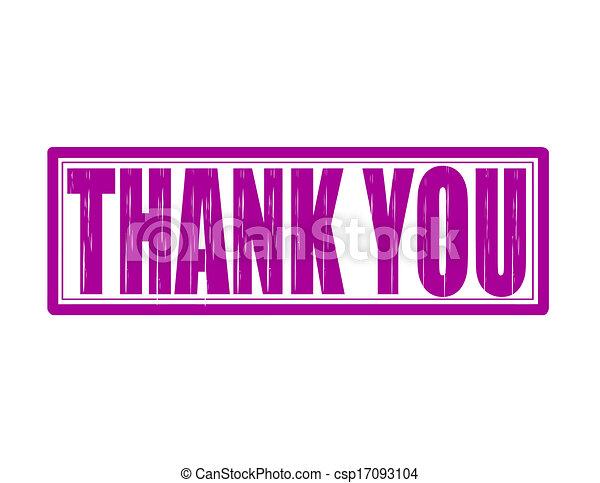 Thank you - csp17093104