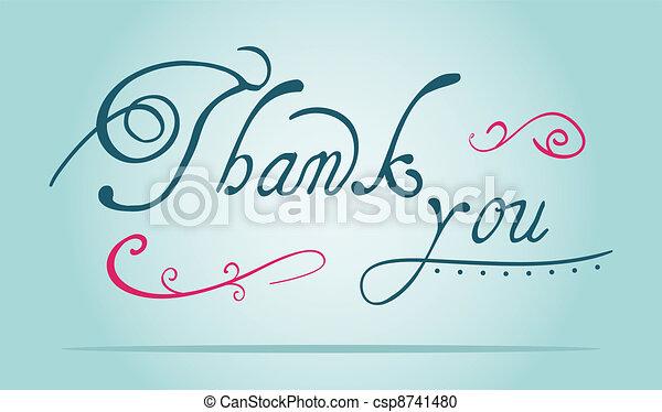 thank you - csp8741480