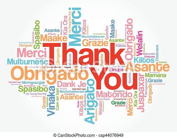 Thankyou stock vector. Illustration of text, pictogram - 4064192